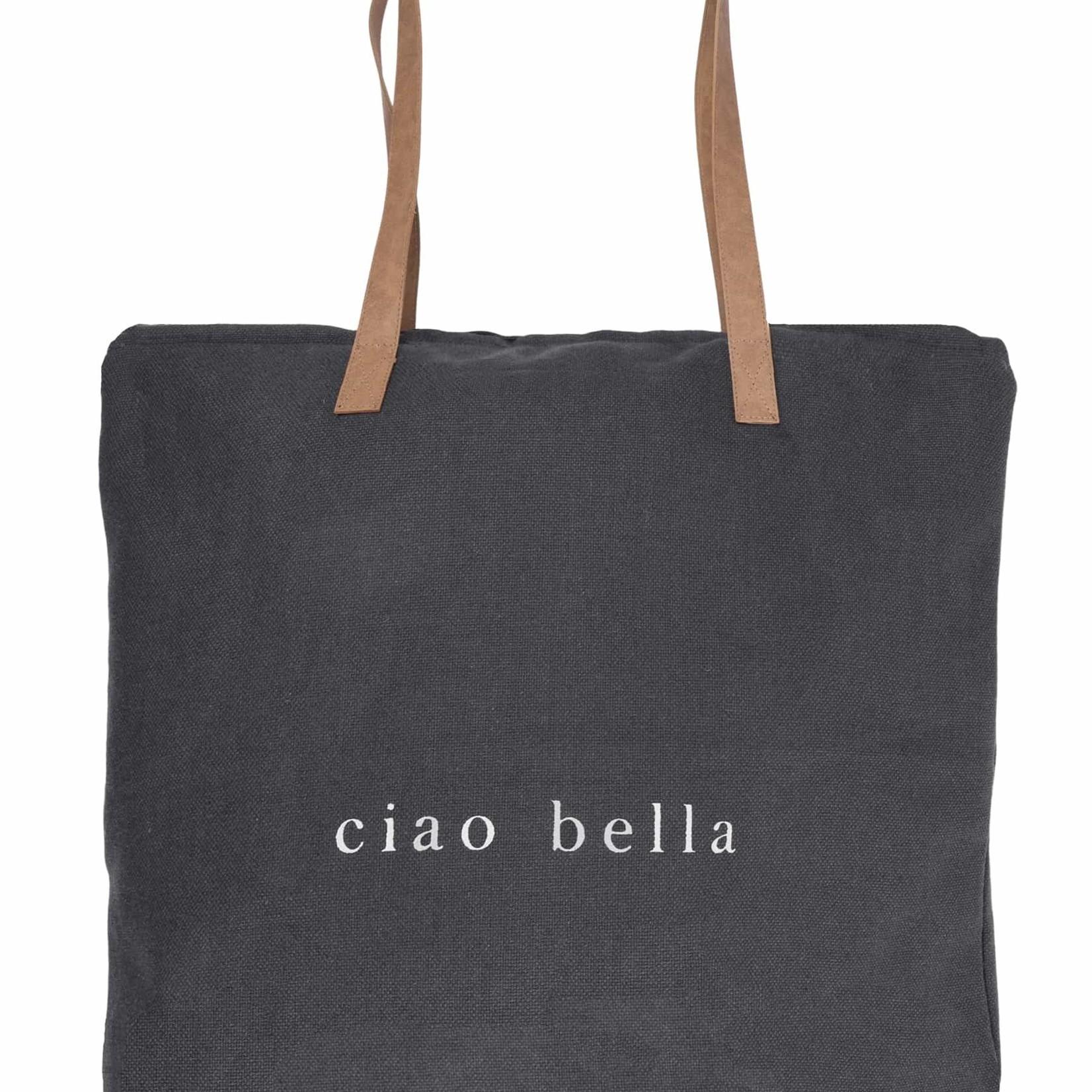 Hippe boodschappentas Ciao bella Zusss