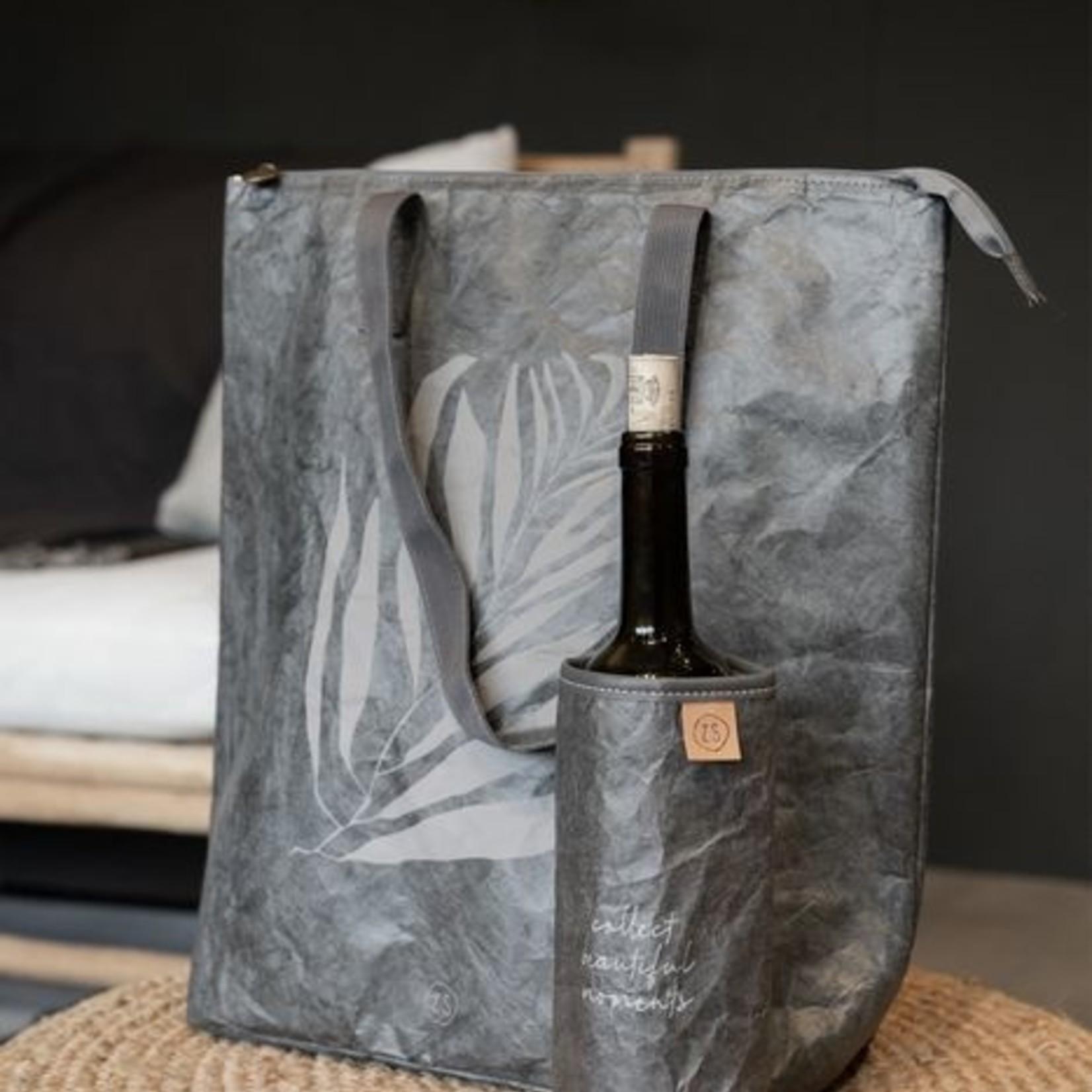 Wijnkoeler collect moments grijs Zusss