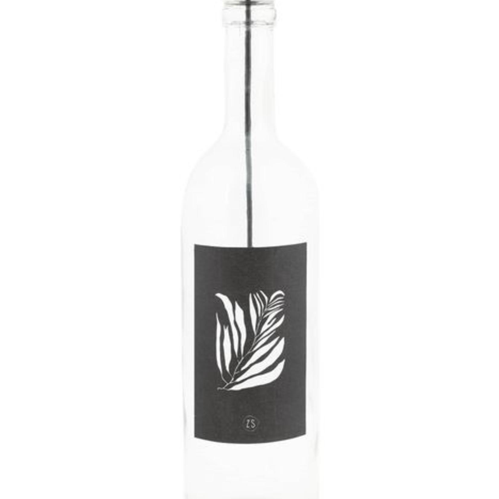 Zusss Kaarsenhouder voor fles - Zwart