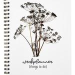 Werkplanner-  Droogbloemen