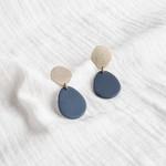 Tinted essentials organic storm blue