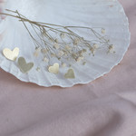 Inimini Homemade Oorbellen - Love studs - Small