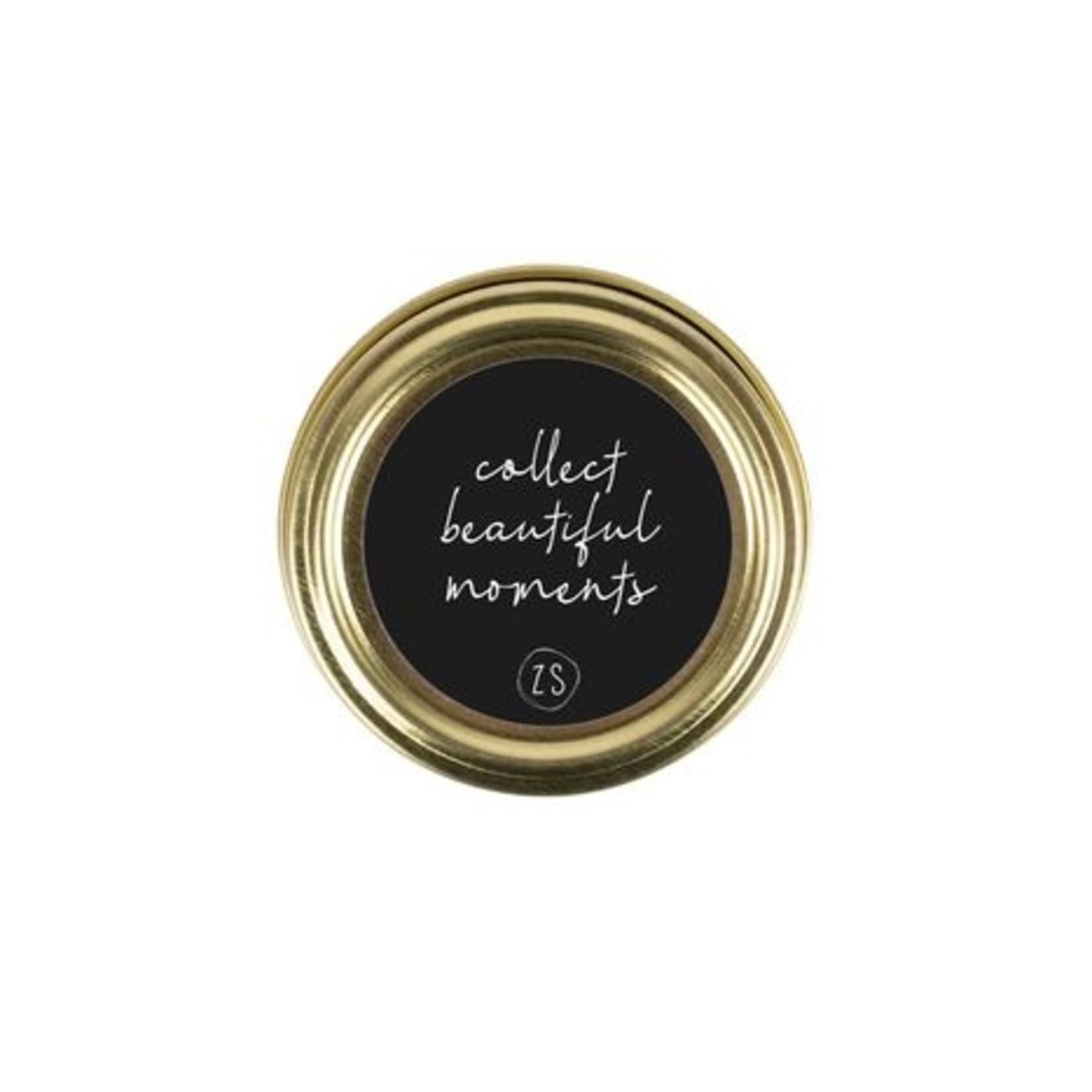 Zusss Lippenbalsem - Collect beautiful moments - Zwart