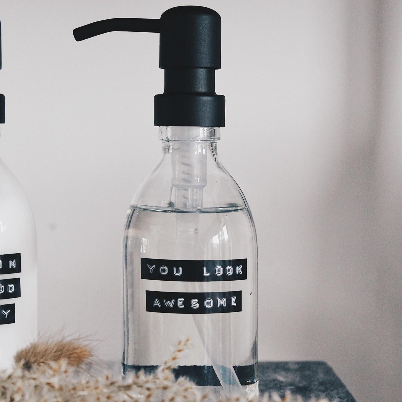 Wellmark Handzeep 'You look awesome' -Frisse linnen