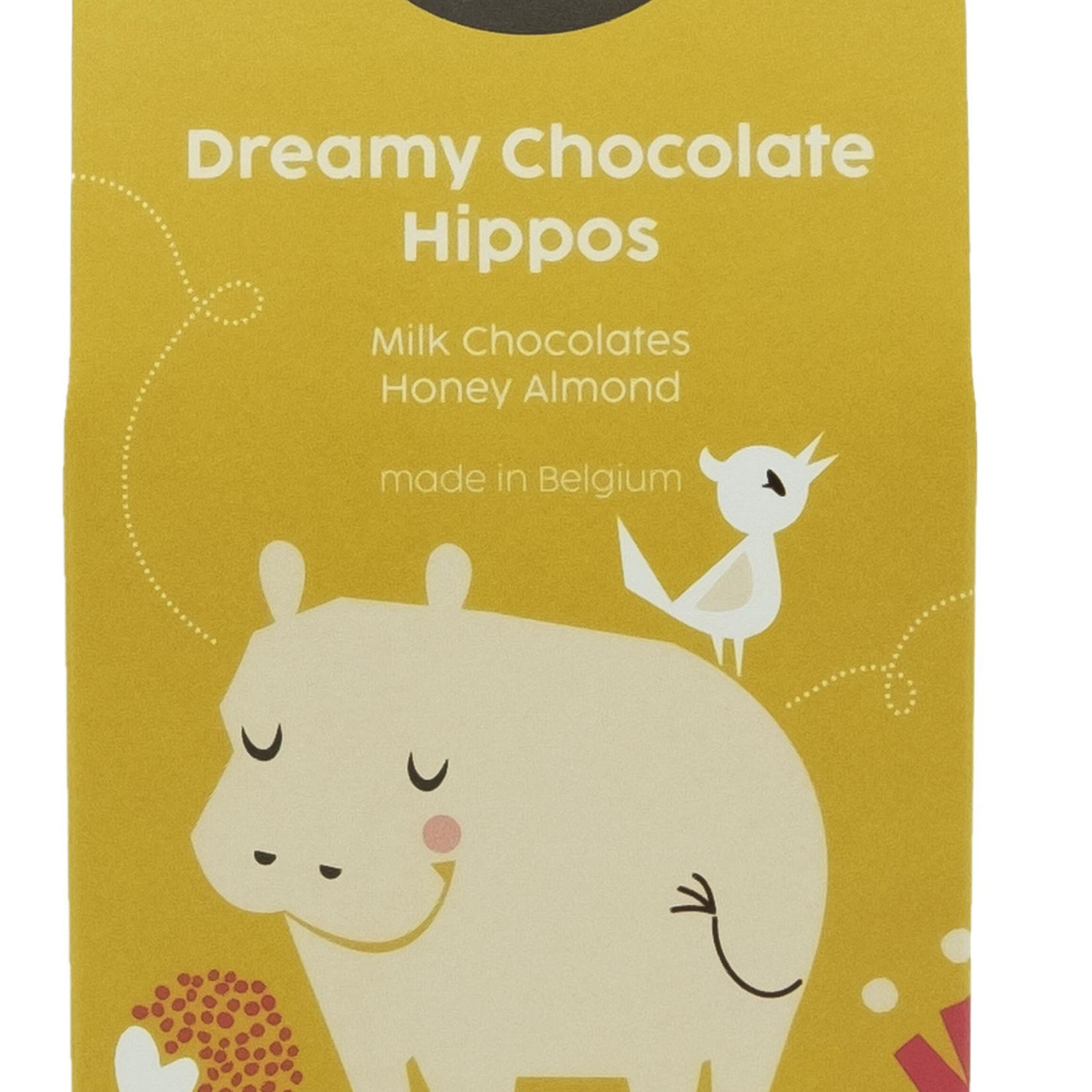 Barú Hippo - Honey Almond