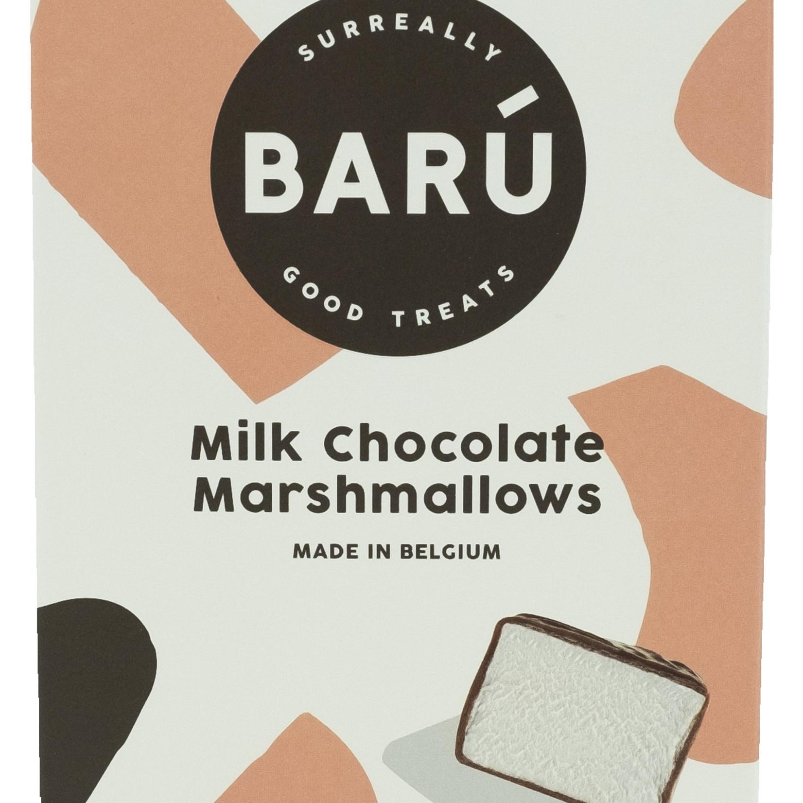Barú Marshmallows - Melk Chocolade - 2 maten