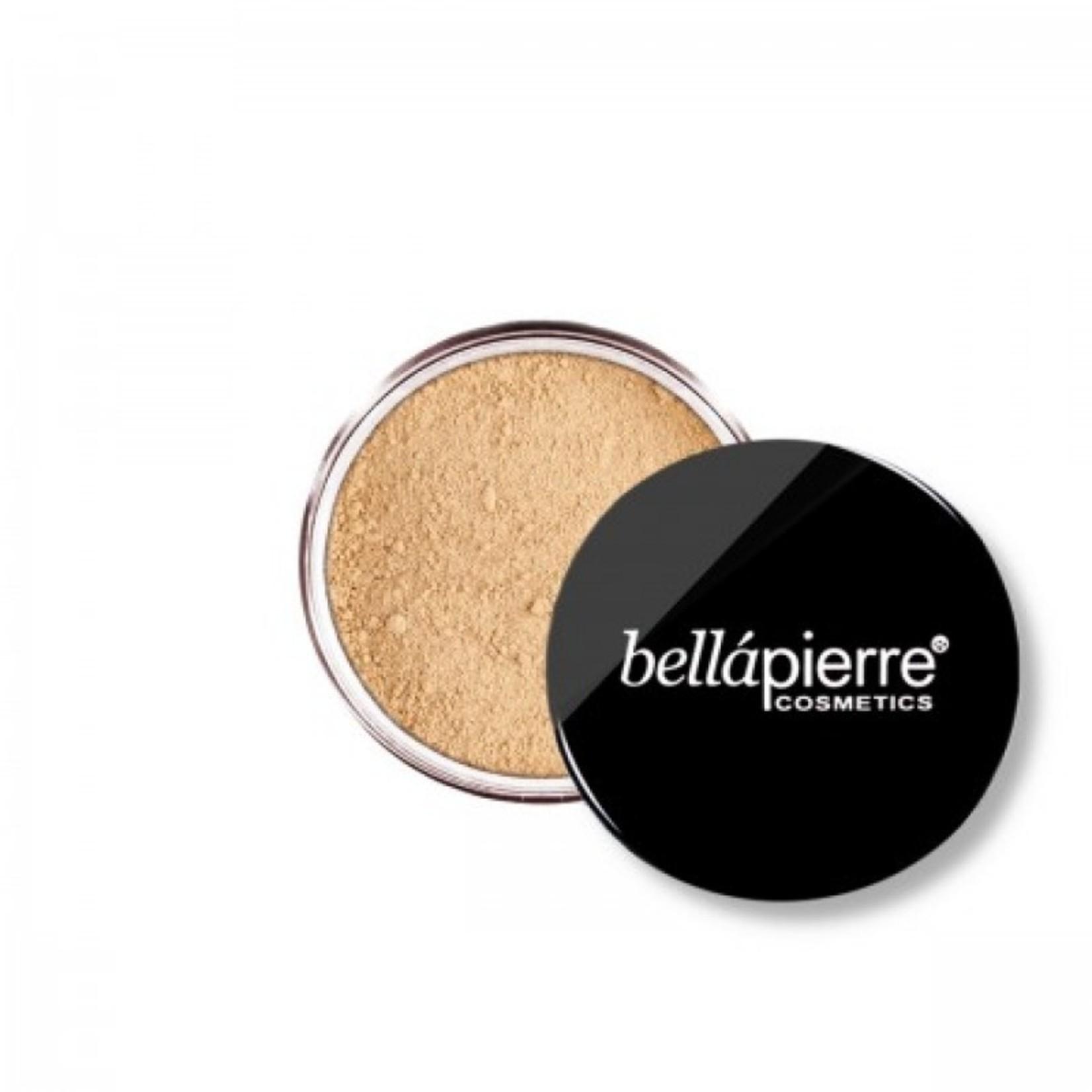 Bellapierre Mineral loose - foundation - Nutmeg