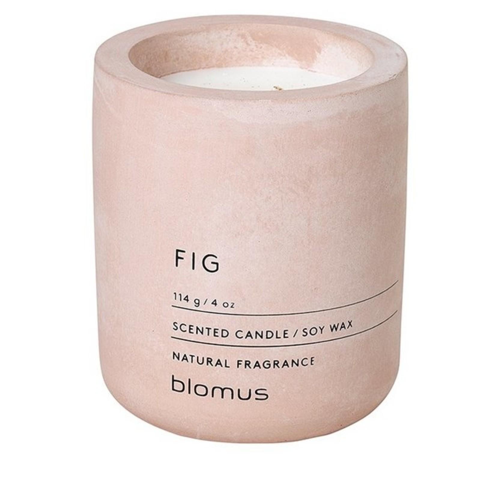 Blomus Geurkaars Medium - Fig - Rose dust