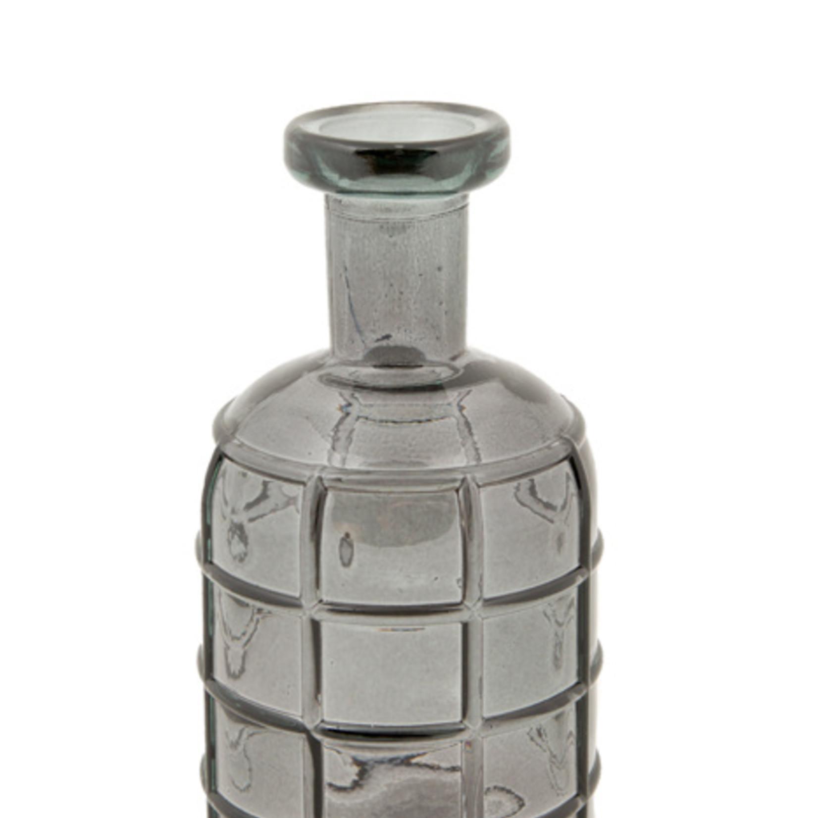 Glazen fles - Small - Zwart