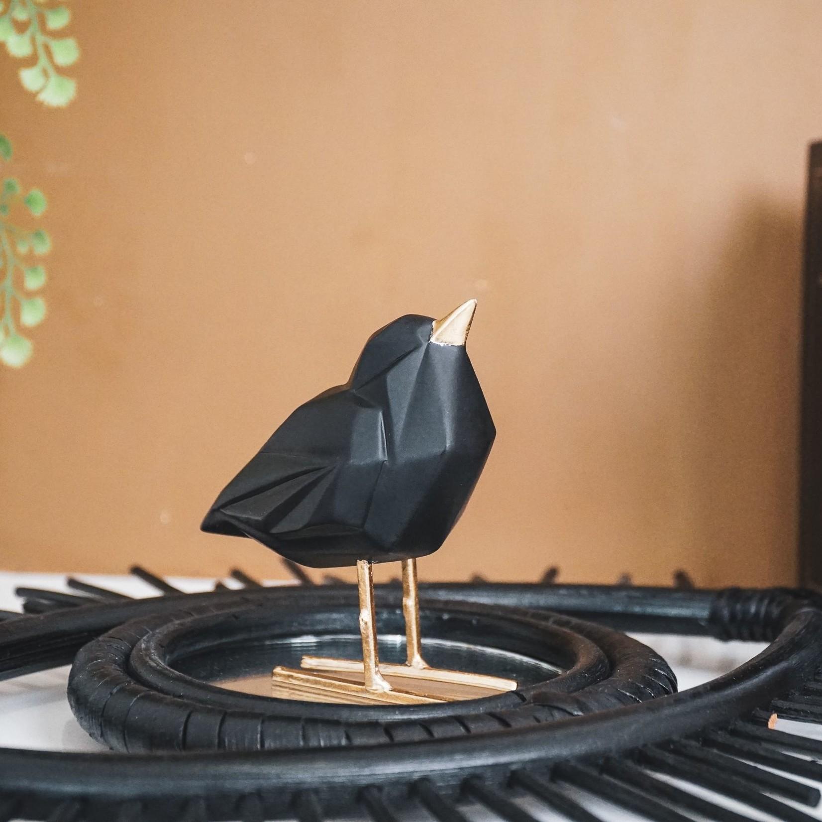 House Vitamin Zwart vogeltje