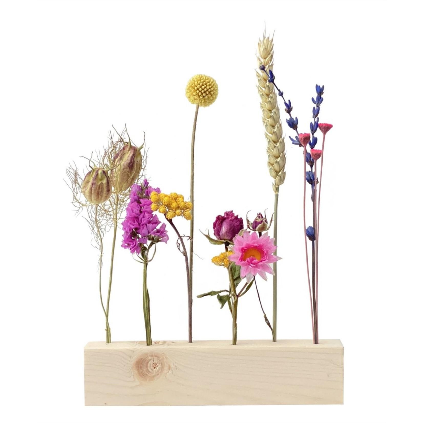 Flowerbar droogbloemen flowerstand