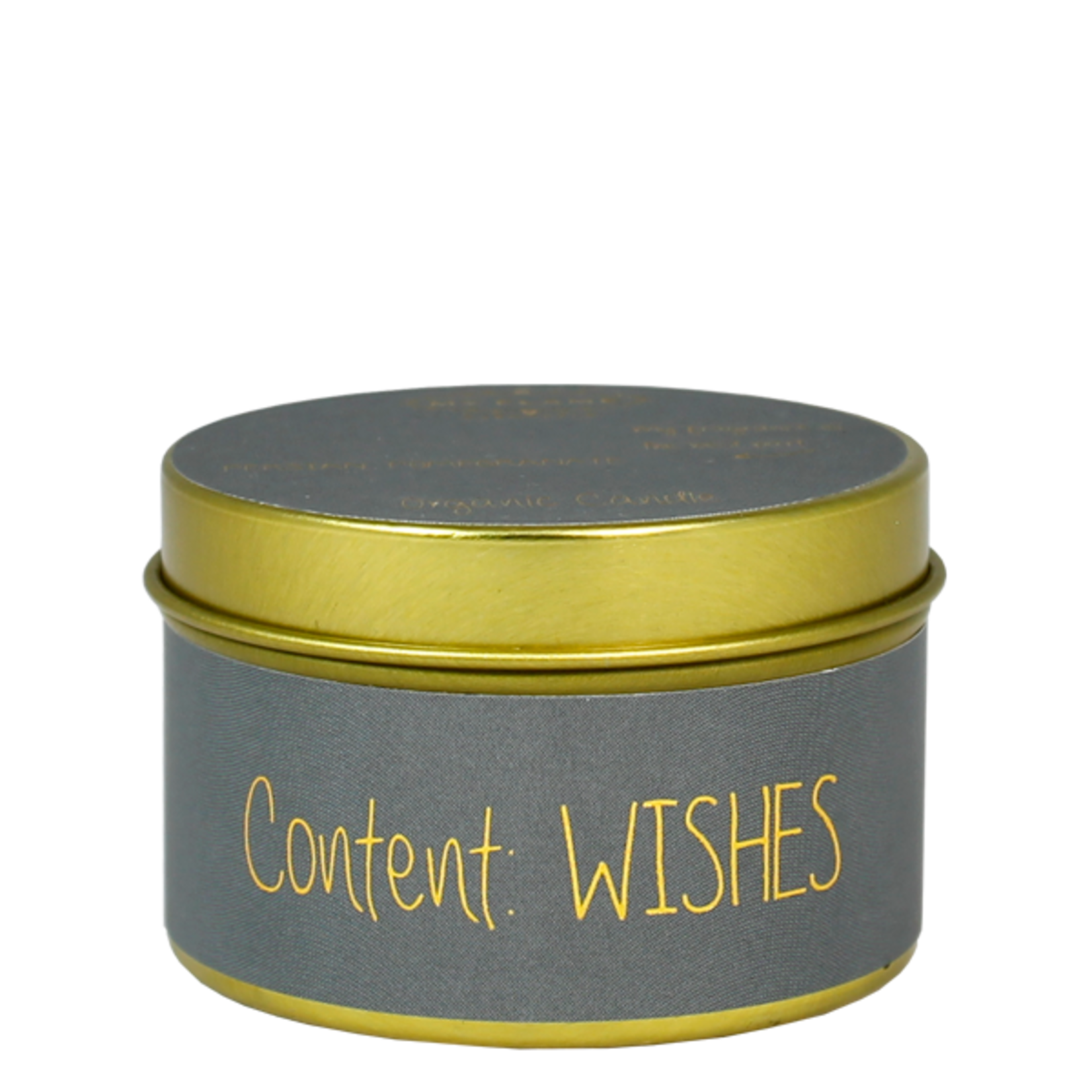 My Flame Sojakaars in blik - Content: wishes