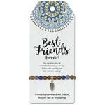 Miko Vriendschapsarmband - Best friends for ever!