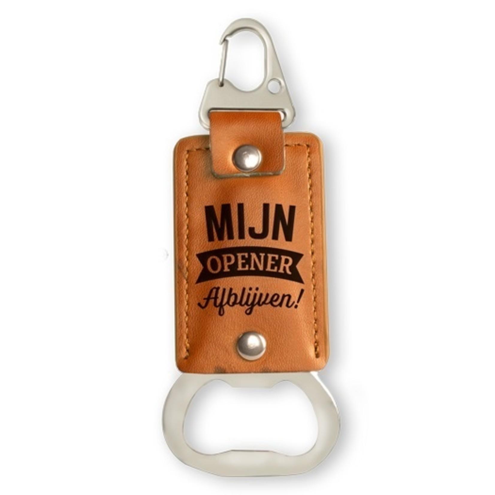 Miko Sleutelhanger/opener - Mijn opener Afblijven!
