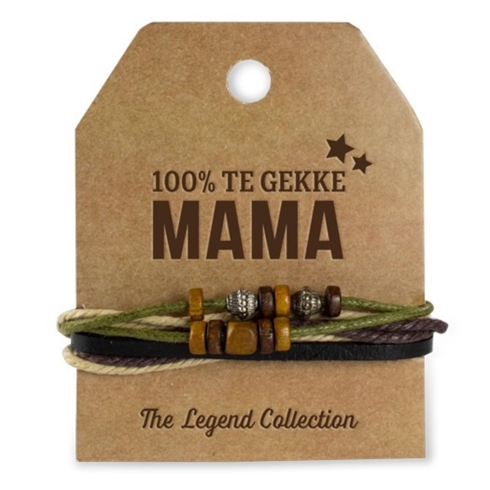 Miko Armband Legend 100% Te gekke mama