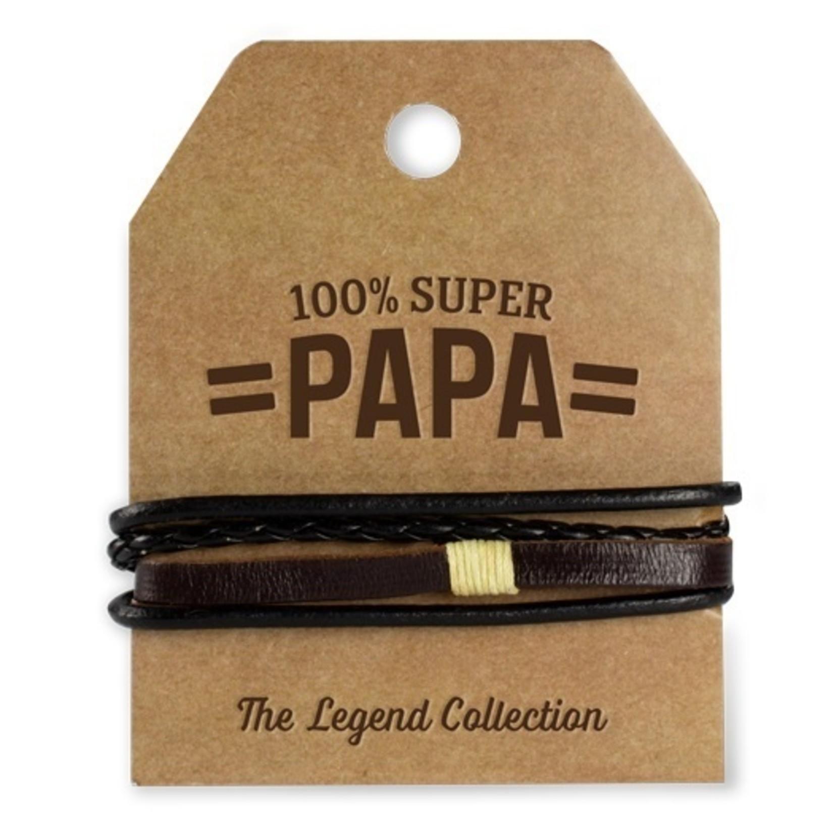 Miko Armband Legend 100% Super papa