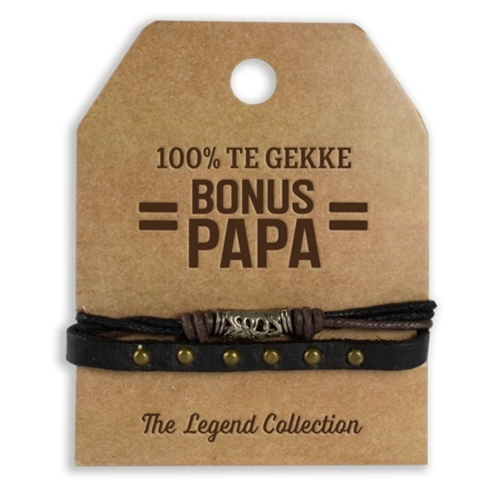 Miko Armband Legend 100% Te gekke bonuspapa