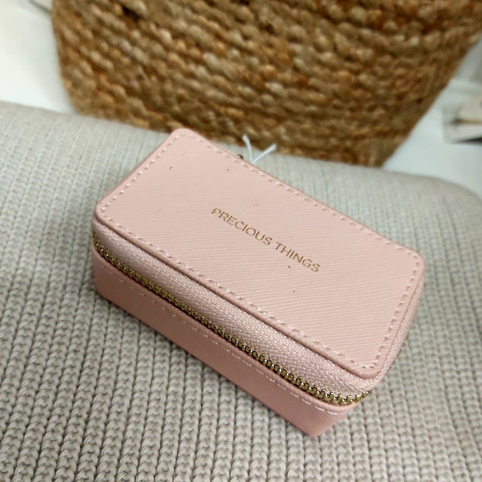 Juwelendoosje - Mini - Roze