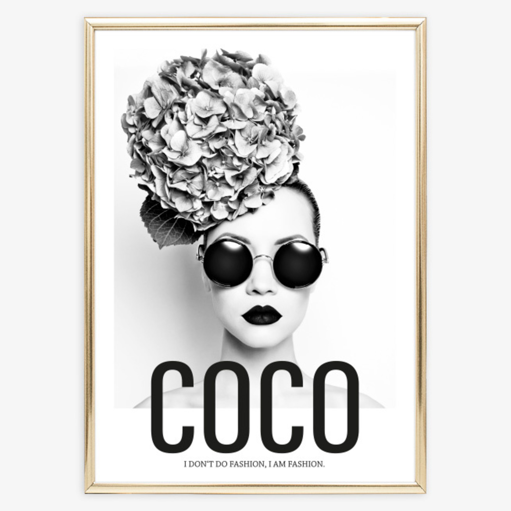 Tales by Jen Poster - COCO - A4 formaat
