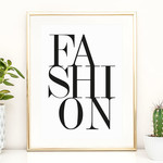 Tales by Jen Poster - Fashion - A4 formaat