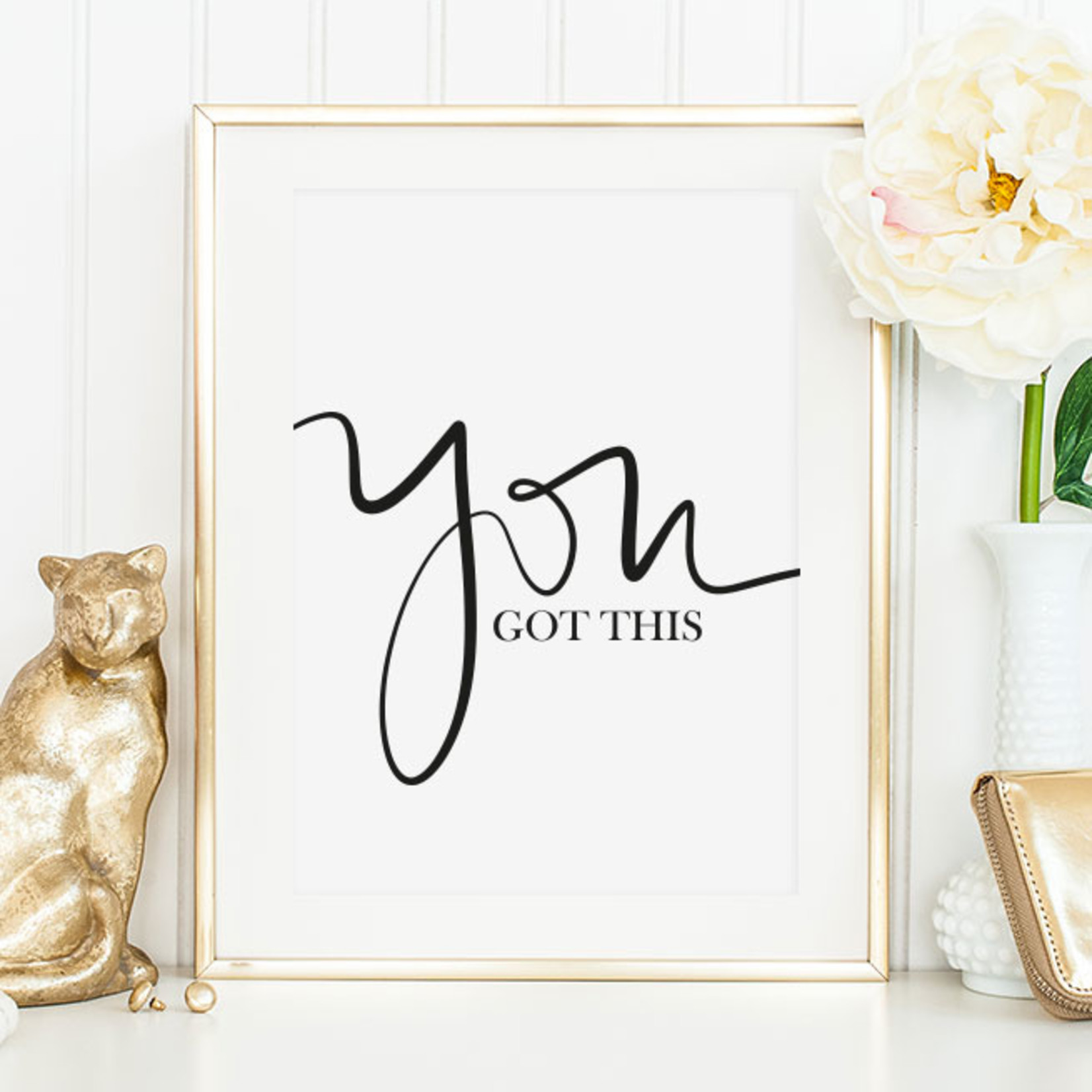 Tales by Jen Poster - You got this - A4 formaat