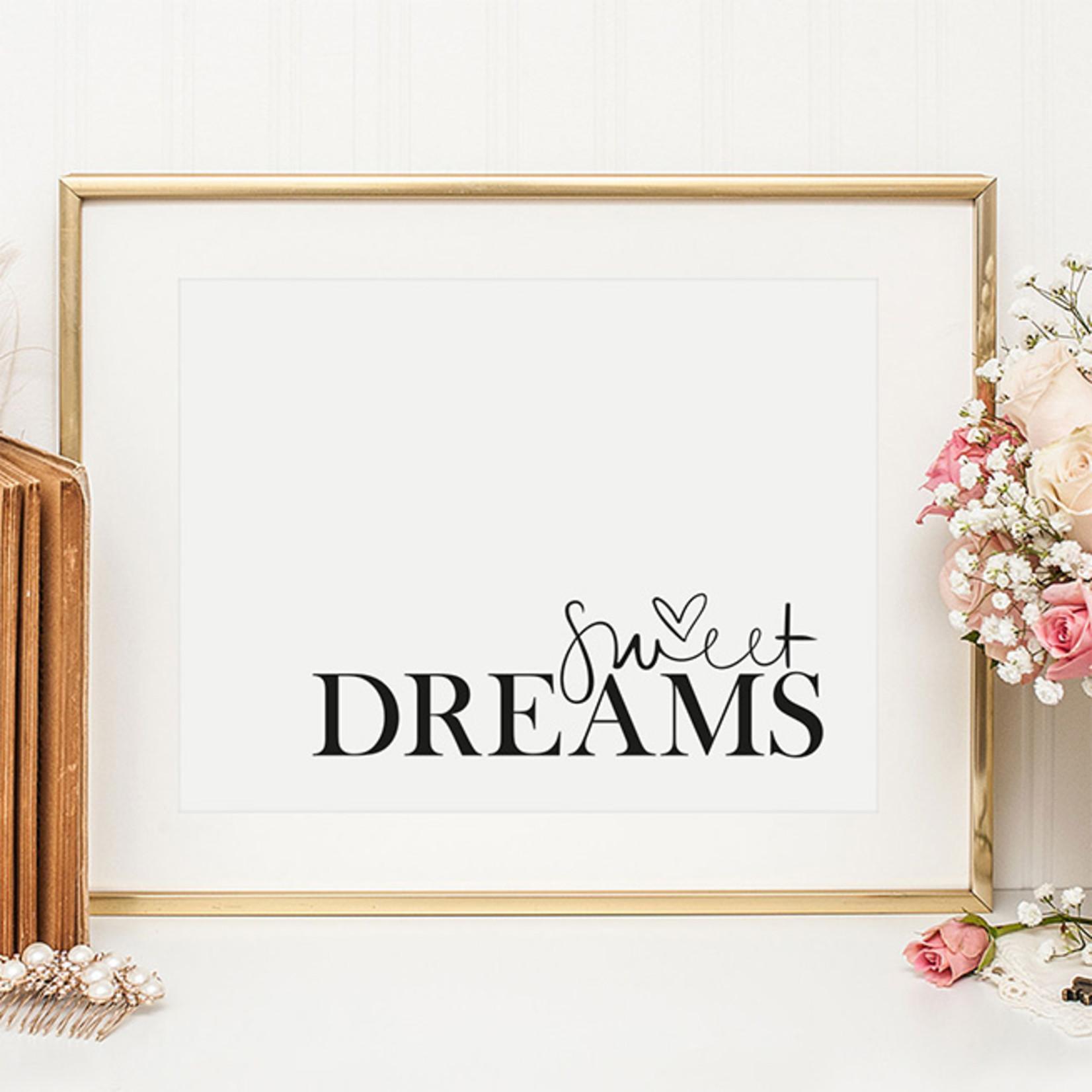Tales by Jen Poster- Sweet dreams - A4 formaat