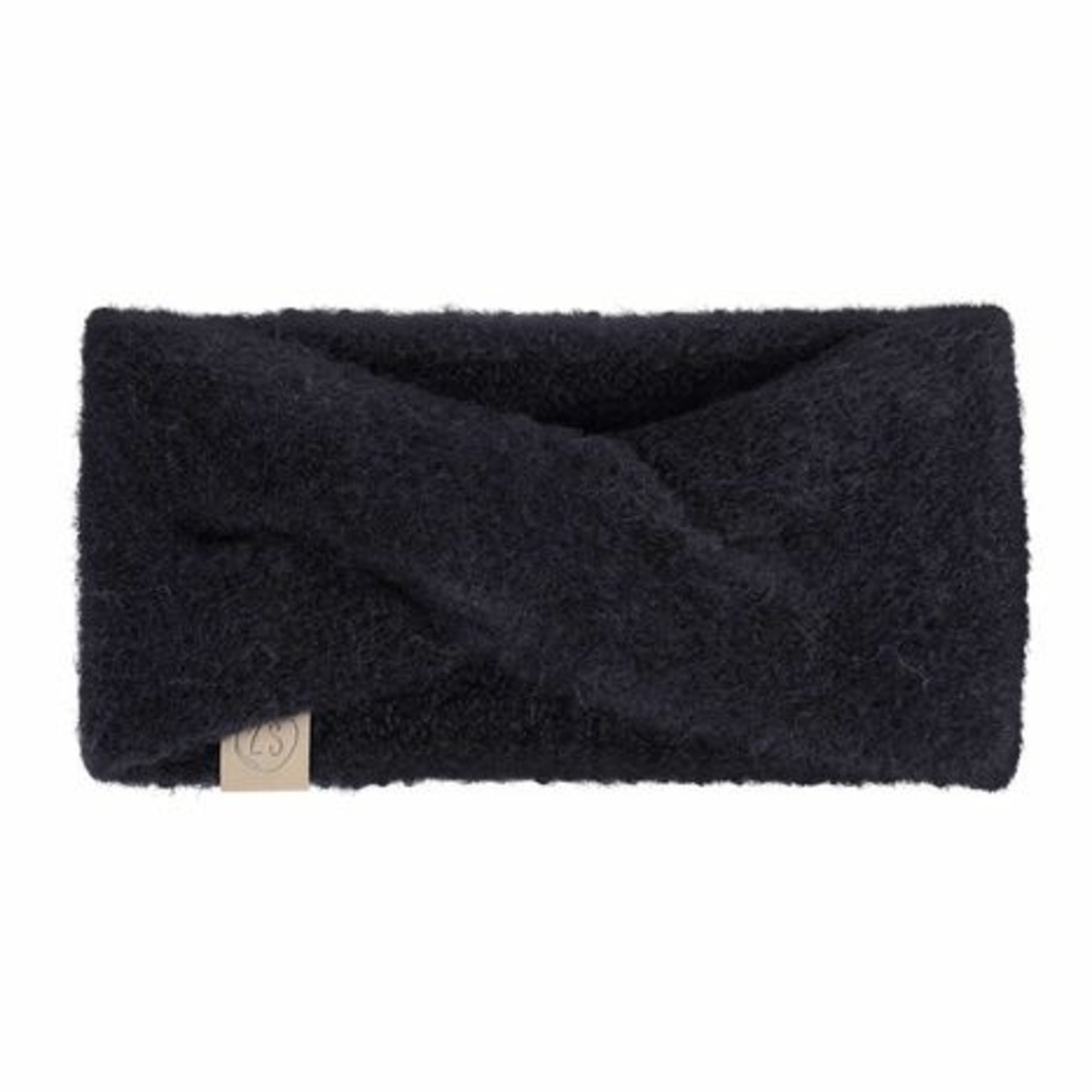 Zusss Haarband - Zwart