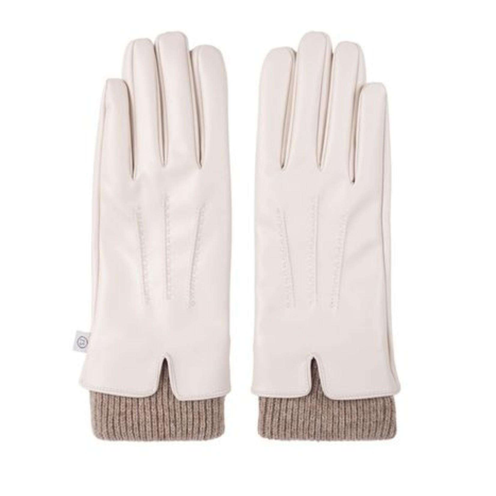 Zusss Handschoen - Fijn - Crème