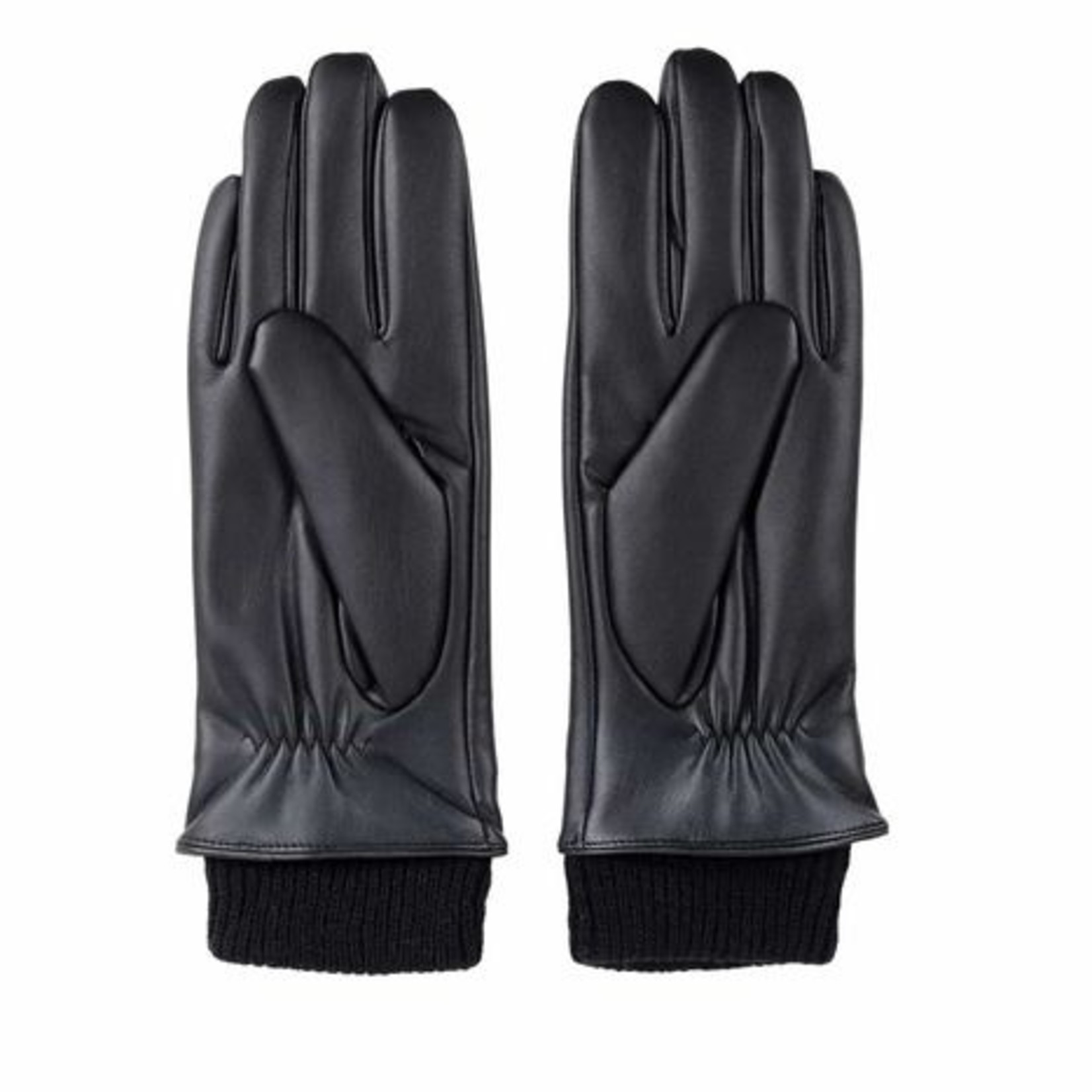 Zusss Handschoen - Chique - Zwart