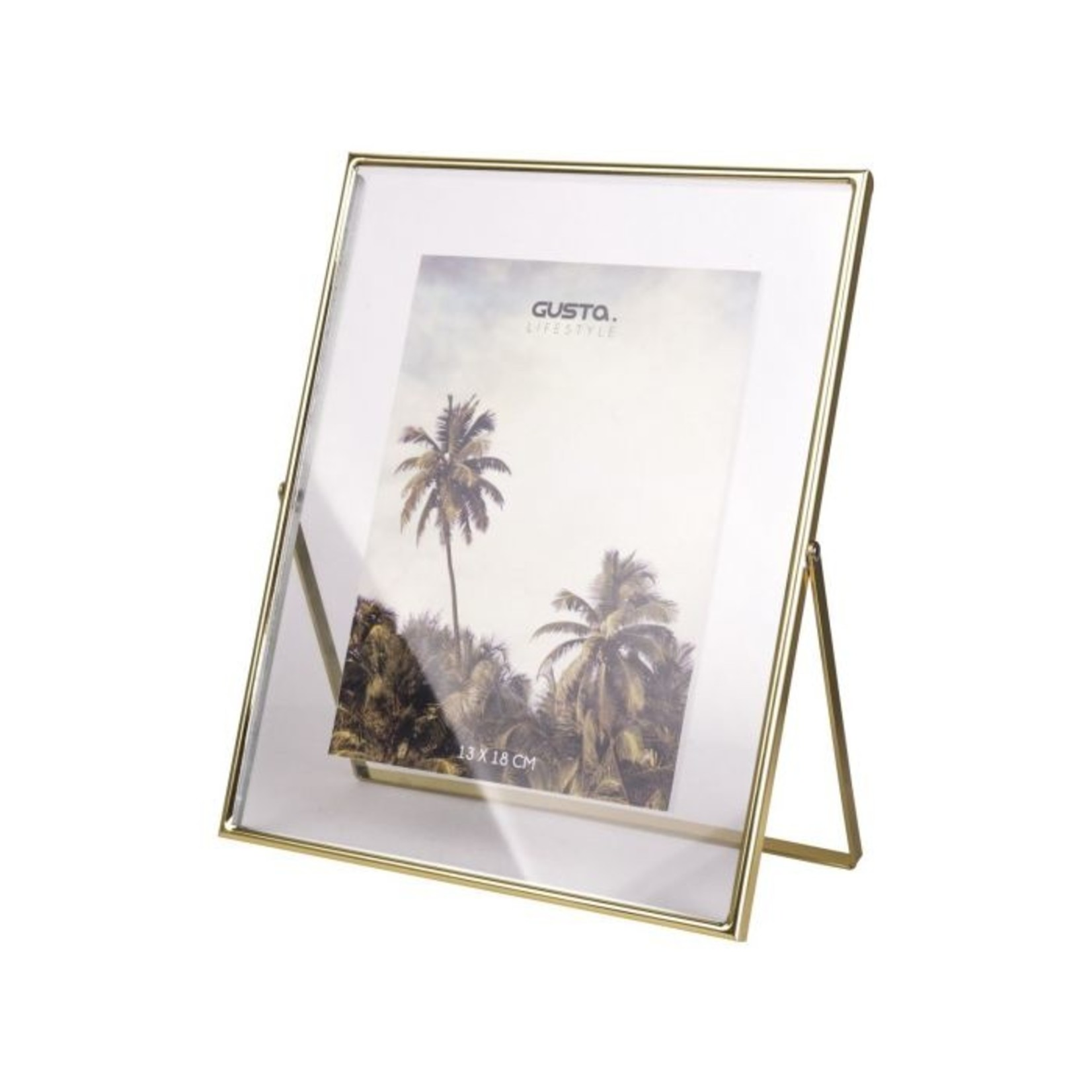 Gusta Fotolijst - 20x25cm - Goud