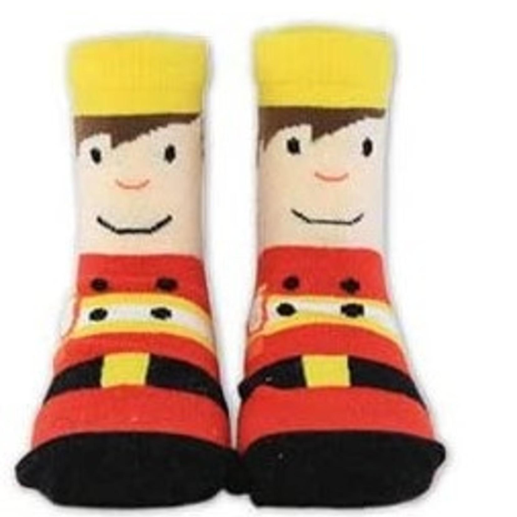 """Sokken - Kinderen """"Brandweer Freddie"""" - 5 paar"""