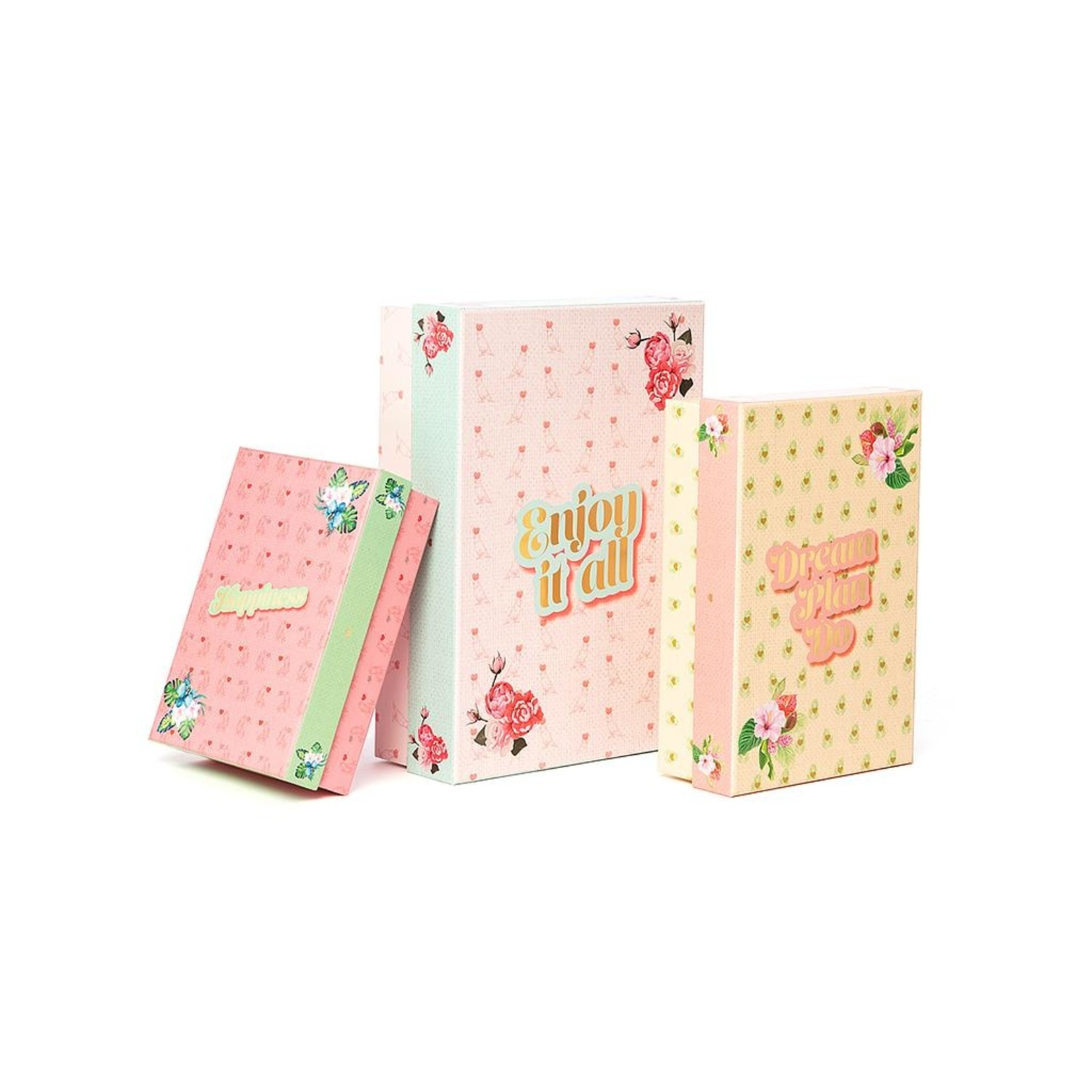 Enfant Terrible Giftbox - Enjoy it all (Chickflick) - Large