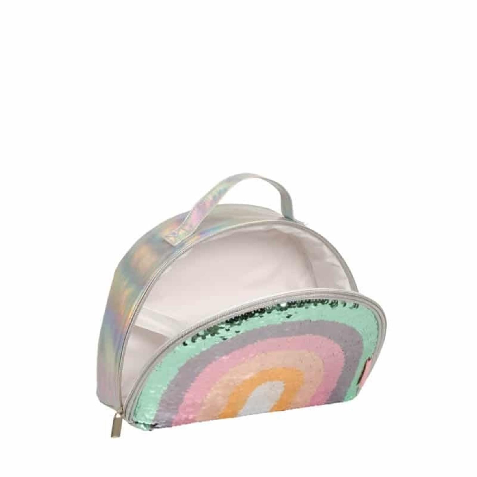 A little lovely company Koeltasje - Rainbow - Glitter
