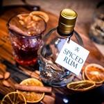 Festival in a bottle Spiced Rum - Skull