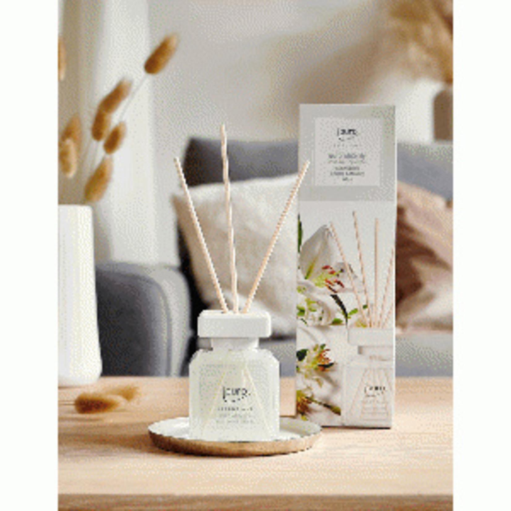 Ipuro Geurstokjes - White lily - 200ml