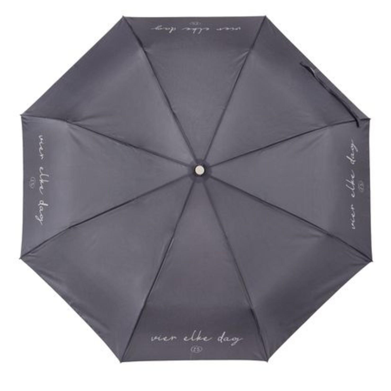 Zusss Paraplu - Inklapbaar - Vier elke dag