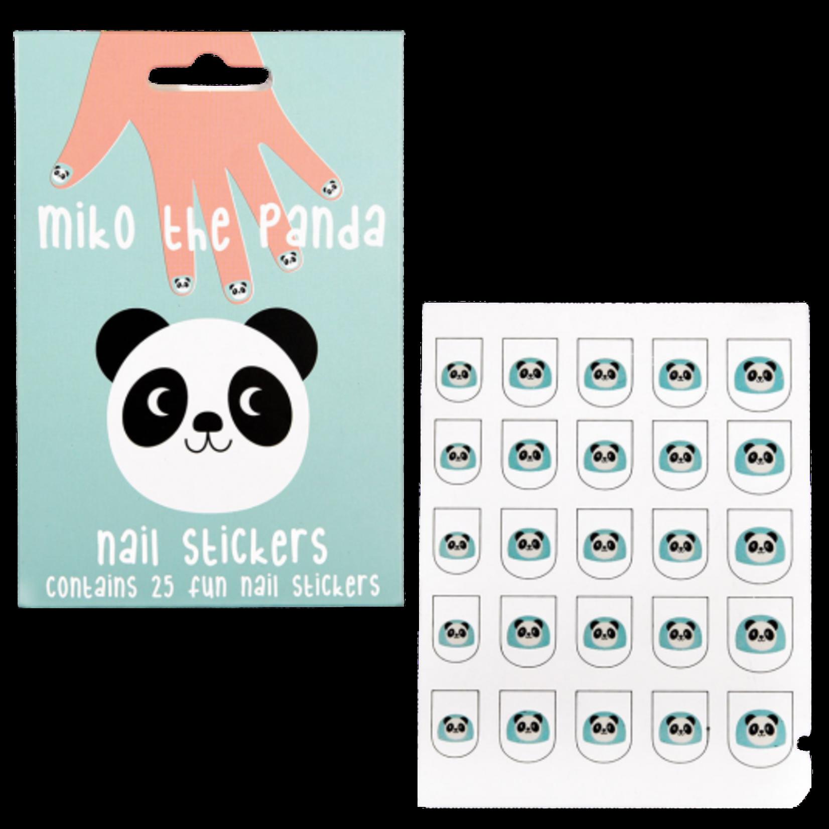 Rex London Nagelstickers - Panda