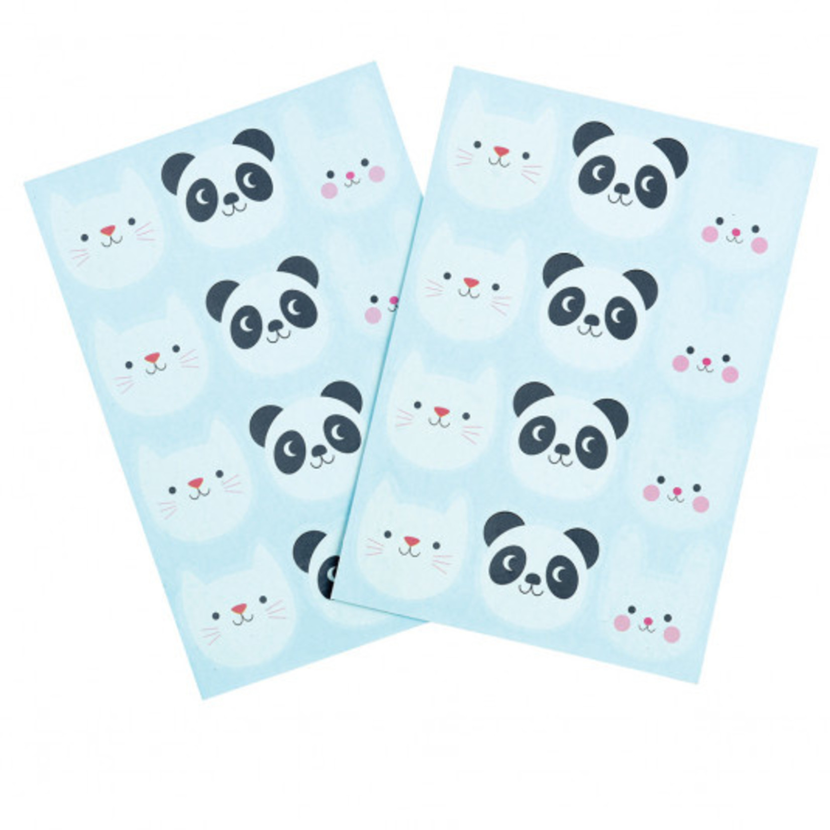 Rex London Tattoo - Panda en vrienden