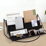 Accessoire organizer - Hangmat - Zwart - Groot