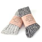 """Sokken - """"Warm socks for cold days"""" - Maat 38-42"""