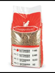Competition Kattenbrok Y mix Kip Adult (10 kg)