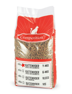 Competition Cat chunks Y mix Chicken Adult (10 kg)