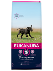 Eukanuba Puppy/Junior large breed Kip (12 kg)