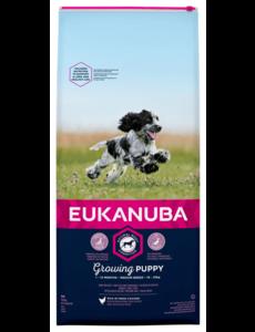 Eukanuba Puppy/Junior medium breed Chicken (12 kg)