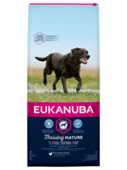 Eukanuba Mature senior large breed Kip (12 kg)