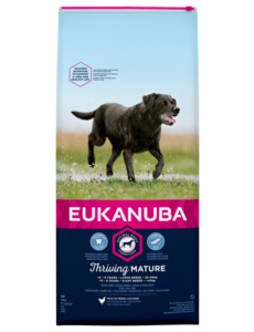 Eukanuba Mature senior large breed Chicken (12 kg)