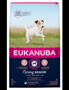 Eukanuba Caring Senior Small Breed Kip (12 kg)