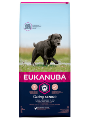 Eukanuba Caring Senior Large Breed Kip (12 kg)