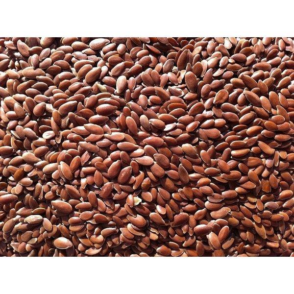 Lijnzaad bruin (1 kg)