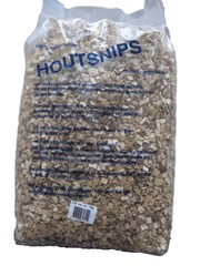 Houtsnips Beech wood chips 3mm (5 kg)